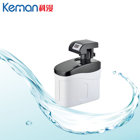 KM-SOFT-C1 0.5 ton home use mini Automatic water softener machine of Upflow & Downflow type